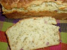 Pancetta-Parmesan-Brot - Rezept