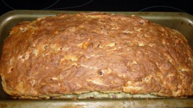 Pancetta-Parmesan-Brot - Rezept - Bild Nr. 3
