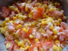 Bunter Maissalat - Rezept