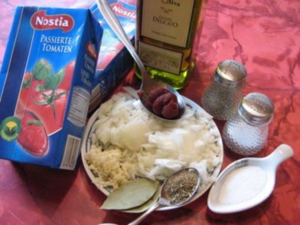 Putenhackbällchen - Toscana - Rezept - Bild Nr. 3