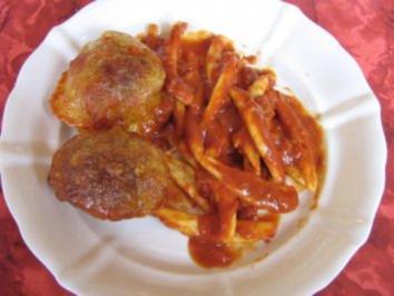 Rezept: Putenhackbällchen - Toscana