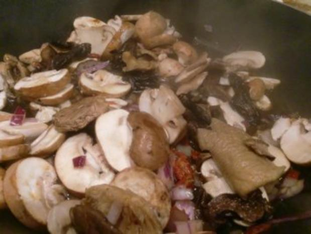 Pilz-Crostini - Rezept - Bild Nr. 4