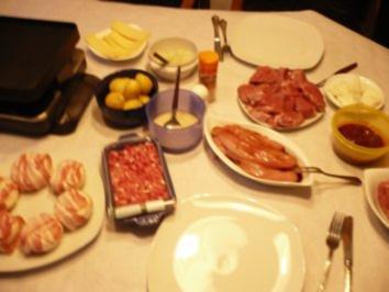 Rezept: Raclette