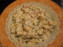 Nudelsalat klassisch - Rezept