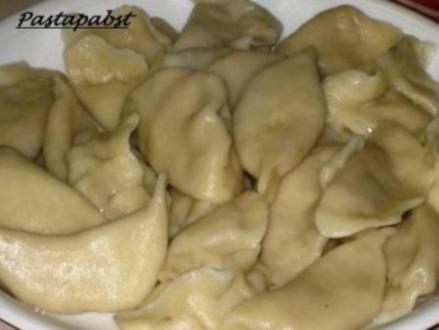Jiaozi - Chinesische Teigtaschen vegetarisch - Rezept