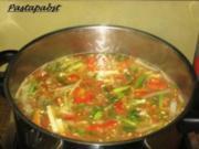 Chinesische Gemüsesuppe - Rezept