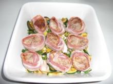 Schweinemedaillons Gratinés - Rezept