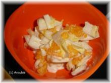 Salat - Fruchtiger Chicoreesalat - Rezept