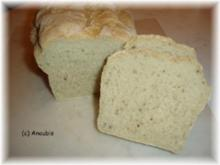 Brot/Brötchen - Dinkelbrot mit Brotgewürz - Rezept
