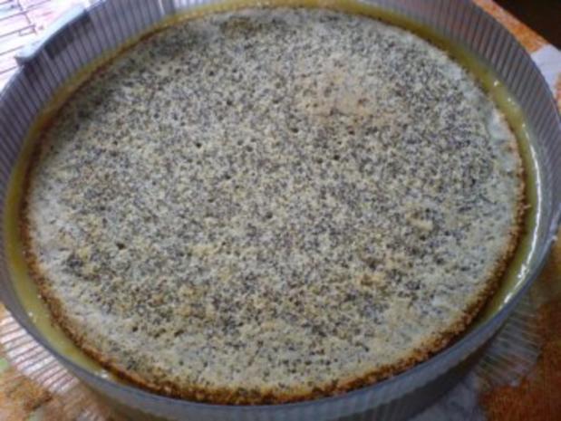 Mandarinen-Mohn-Kuchen - Rezept - Bild Nr. 21
