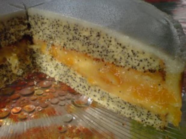 Mandarinen-Mohn-Kuchen - Rezept - Bild Nr. 26