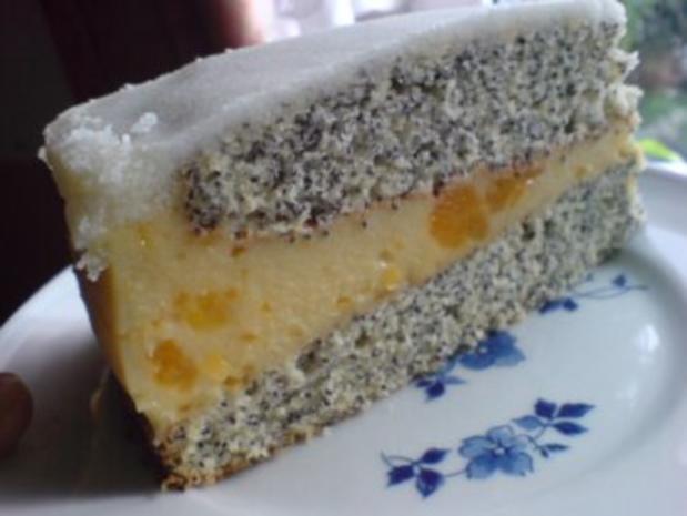 Mandarinen-Mohn-Kuchen - Rezept - Bild Nr. 29