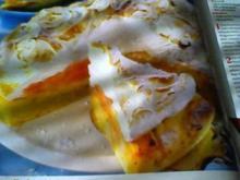 Rhabarber-Baiser-Kuchen - Rezept - Bild Nr. 5