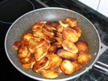 GEMÜSE: Röstkartoffeln - knusprige Beilage - Rezept