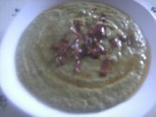 Brokoli-Porree-Süppchen - Rezept