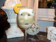 Espresso -Creme mit Mohneierlikör und Frucht - Rezept - Bild Nr. 2