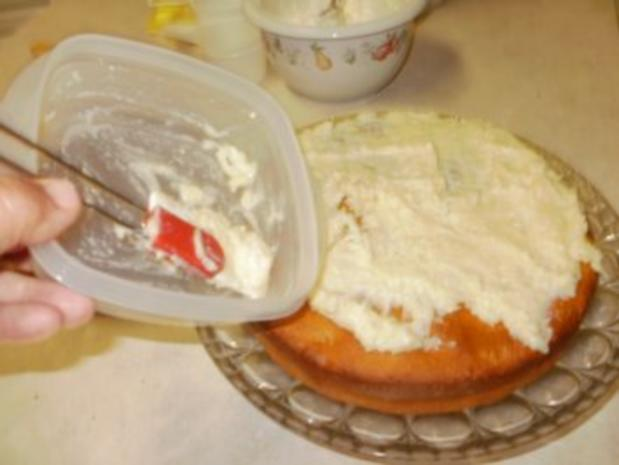 Kuchen - Kokonuess Fuellung fuer Amerikanischer Suesskartoffelkuch - Rezept - Bild Nr. 6