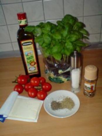 Backofentomaten mit Feta - Rezept - Bild Nr. 2