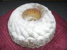 Mein RUMFORT-Kuchen - Rezept