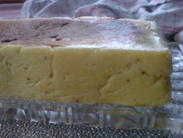 Kartoffel-Gugelhupf-Pudding als Beilage zu meiner dicken Rippe in Altbiersauce - Rezept - Bild Nr. 7