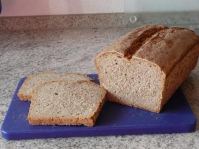 Brot: Bauernbrot würzig - Rezept