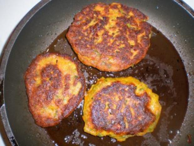 Feuriger Veggie-Burger - Rezept - Bild Nr. 4