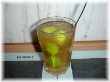 Heißgetränk - Hot Caipirinha - Rezept