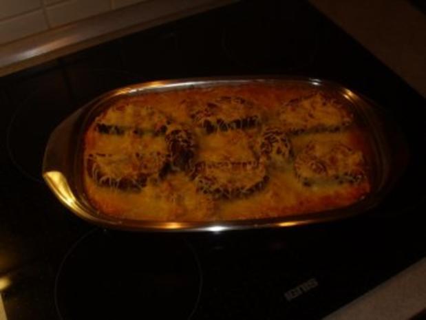 Aufläufe: Sauerkraut-Leberkäse-Auflauf - Rezept