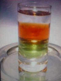 Cocktail mit Abpfiff - Rezept