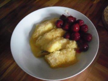 Bananen - Kokos - Dessert - Rezept