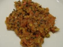 Vegetarisches Tomatensugo - Rezept