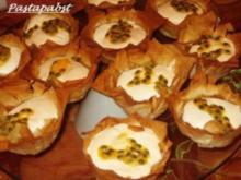 Maracuja Törtchen - Rezept