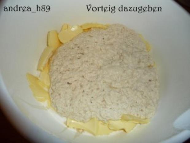 Buchteln in Vanillesauce - Rezept - Bild Nr. 4