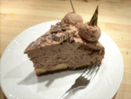 Schoko-Kuppel-Torte - Rezept