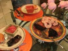 Steaks - Steaks mit Johannisbeer Glaze - Wenn es schnell gehen muss - Rezept
