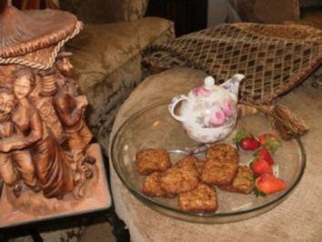 Gebaeck- Amerikanisches Gebaeck mit gesunden Zutaten und auch andere leckeren Sachen - Rezept