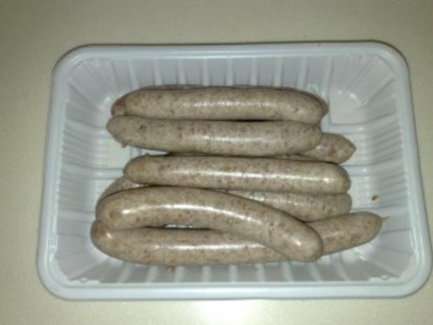 Wursten: Ralf´s Thüringer Bratwurst - Rezept
