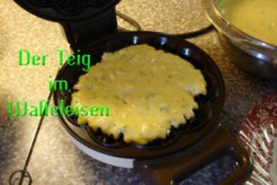 Kartoffelwaffeln - Rezept