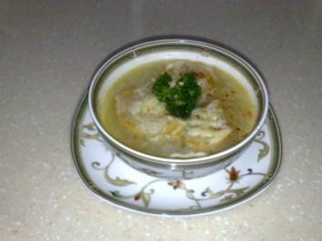 Ralf´s französische Zwiebelsuppe - Rezept