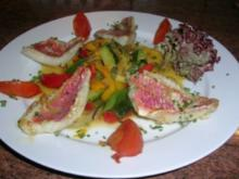 Rotbarbe mit Gemüse und Proseccosauce - Rezept
