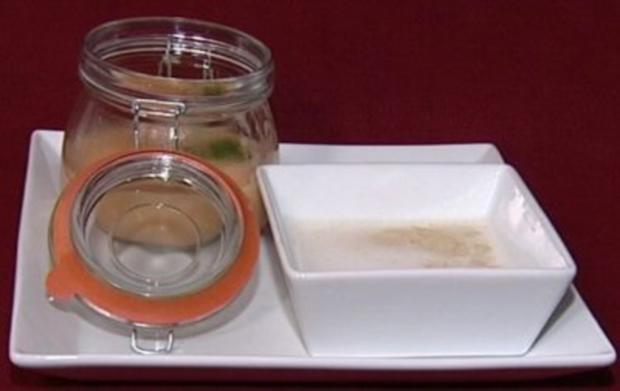 Eifeler Kartoffelcremesuppe und indische Mandelcremesuppe (Dirk Moritz) - Rezept