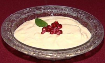 Mango-Crème mit pakistanischer Mango (Kristiane Backer) - Rezept