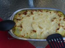 Aufläufe: Kartoffellassagne - Rezept