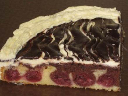Donau-Wellen Torte - Rezept