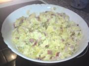 Erzgebirgischer Kartoffelsalat - Rezept