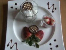 Desserts: Dickmannscreme - Rezept