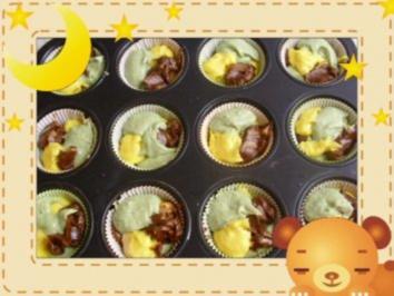 Kleine Klecks-Kuchen - Rezept