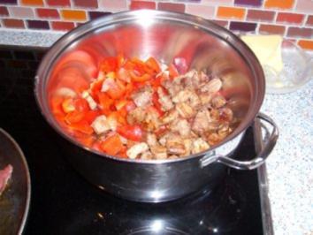 Rezept: Mexikanischer Fleischtopf