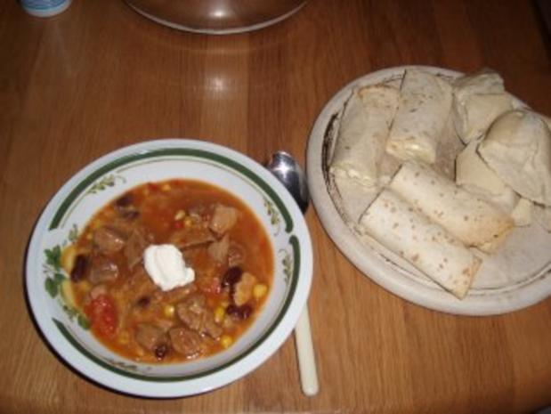Mexikanischer Fleischtopf - Rezept - Bild Nr. 5