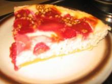Backwaren: Erdbeer-Käsekuchen - Rezept